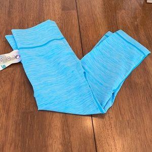 NWT Shosho sport cropped leggings